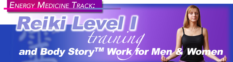 reiki level 1 men and women
