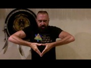 Intersecting Triangles with an Awakened Heart: Peaceful Warrior Experience
